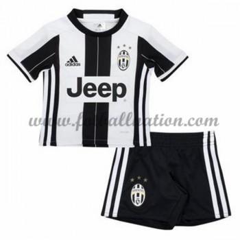 Juventus Barn Fotballdrakter 2016-17 Hjemmedrakt