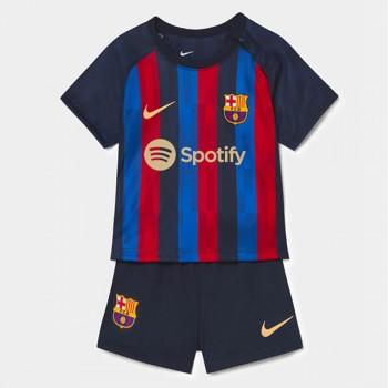 Barcelona Barn Fotballdrakter 2018-19 Hjemmedrakt