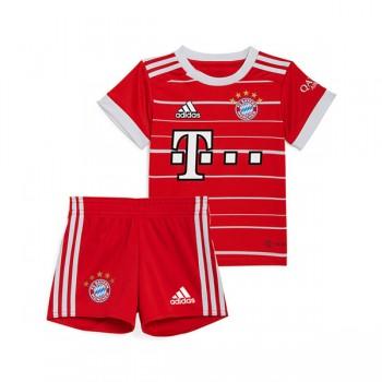 Bayern München Barn Fotballdrakter 2018-19 Hjemmedrakt