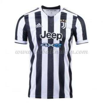 Serie A Fotballdrakter Juventus 2017-18 Hjemme Draktsett