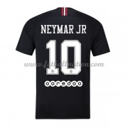 Ligue 1 Fotballdrakter Paris Saint Germain PSG 2018-19 Neymar Jr 10 Tredje Draktsett..