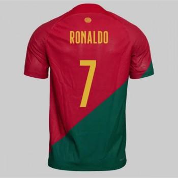 Fotballdrakter Portugal VM 2018 Cristiano Ronaldo 7 Hjemmedrakt