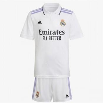 Real Madrid Barn Fotballdrakter 2018-19 Hjemmedrakt