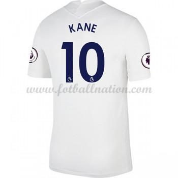 Premier League Fotballdrakter Tottenham Hotspurs 2017-18 Kane 10 Hjemme Draktsett