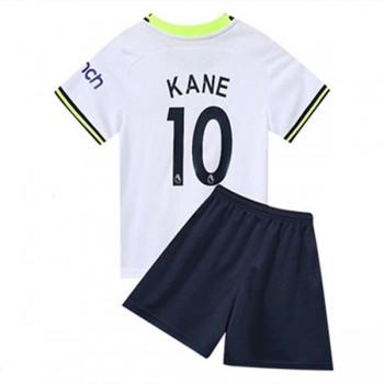Tottenham Hotspurs Barn Fotballdrakter 2018-19 Harry Kane 10 Hjemmedrakt