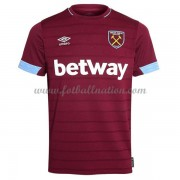 Premier League Fotballdrakter West Ham United 2018-19 Hjemme Draktsett..